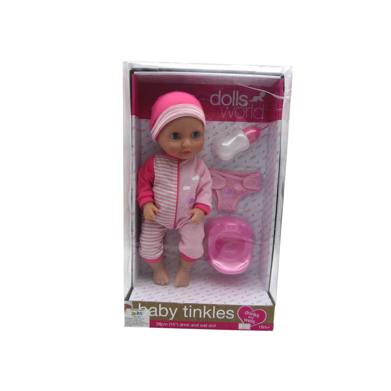 Baby Tinkles Doll Drink & Wet