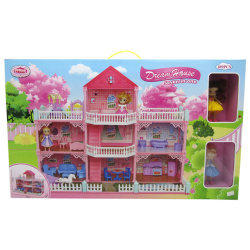 The Biggest Dream House Dollhose