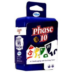 Nilco Phase 10 Card Game