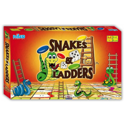 Nilco Snakes & Ladders