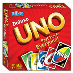 Nilco Uno Deluxe Edition - 108 Cards
