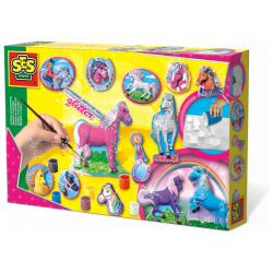 Ses Creative Casting And Painting Fantasy Horses