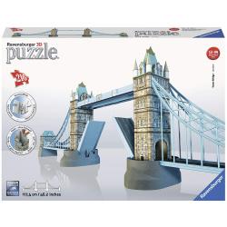 3D Tower Bridge Puzzle - 216 Pieces