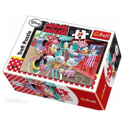 Special Minnie Mini Puzzle 54 Pieces