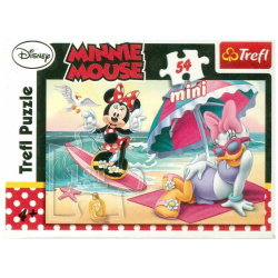Special Minnie'S Vacation Mini Puzzle 54 Pieces