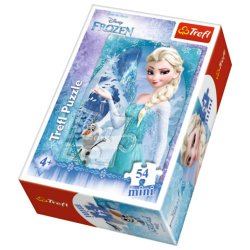Frozen Mini Puzzle 54 Pieces