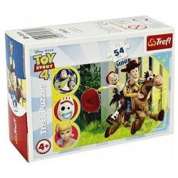 Toy Story Woodie & Jessie Mini Puzzle 54 Pieces