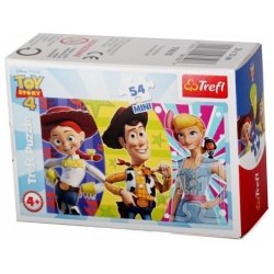 Toy Story Woody Mini Puzzle 54 Pieces