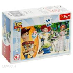 Toy Story Woody & Aliens Mini Puzzle 54 Pieces