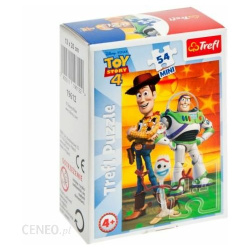 Toy Story Woody & Buzz Mini Puzzle 54 Pieces