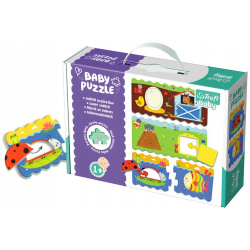 Baby Shapes Sorter Puzzle - 3 Shapes
