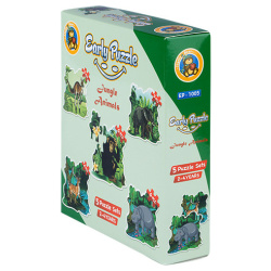 Early Puzzle – Jungle Animals
