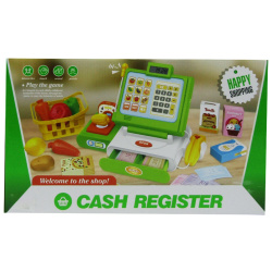 Cash Register to improve your kids thinking and counting abilities