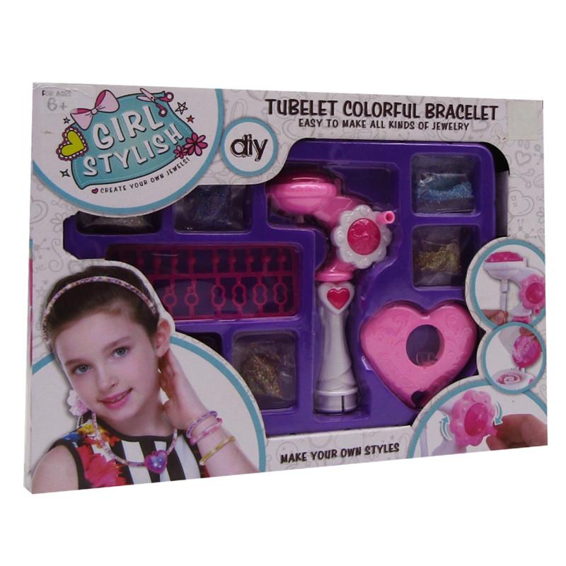 Create Colorful Bracelets