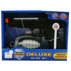 The Deluxe Police Set