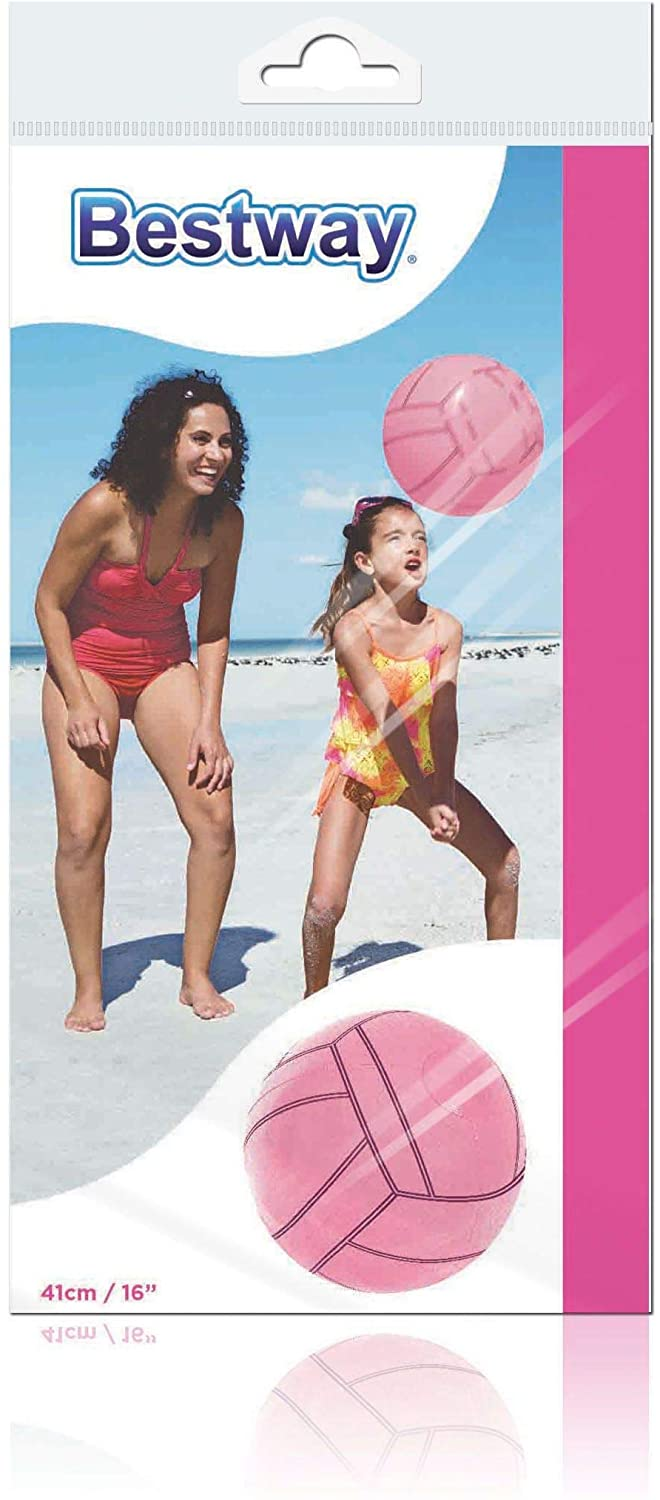 Inflatable Pink Beach Ball
