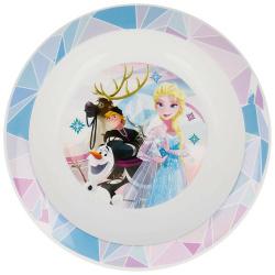 Disney Frozen Microwave Deep Plate