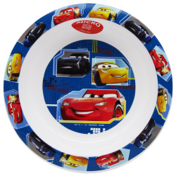 Disney Cars McQueen Microwave Plate