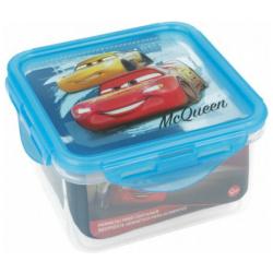 Disney Mcqueen Square Food Container 730 ML
