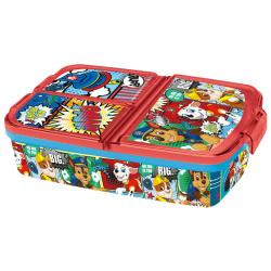 Disney Paw Patrol Multi Compartment Sandwich Box