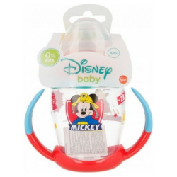 Disney Mickey Mouse Silicone Fancy Training Cup 270 ML