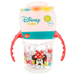 Disney Minnie Mouse Silicone Sippy Cup 250 ML