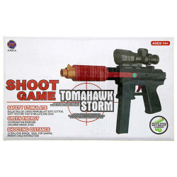 Shoot Game Tomahawk Storm