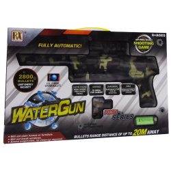 Water Gun Shooting Game