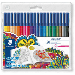 20 Fibre Tip Flowmaster Colors