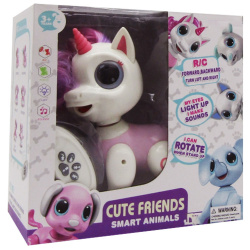 Smart Animal Pink Unicorn with Remote Control