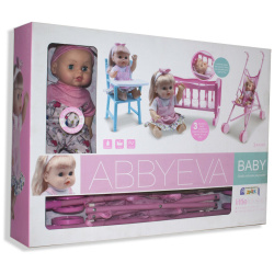 Little Love Baby Intimate Playmates with Sound