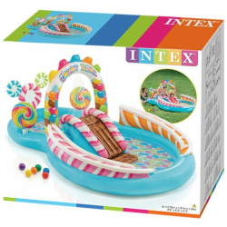 Candy Zone Inflatable Swimming Pool