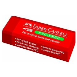 Red Pvc-Free Large Size Eraser