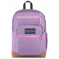 Cool Student 18 inch Backpack - Prism Pink Honey Dobby