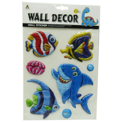 UnderWater Animals Sticker