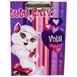 Lulu Caty Disney Clip Board A5