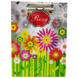Rosy Disney Clip Board A5