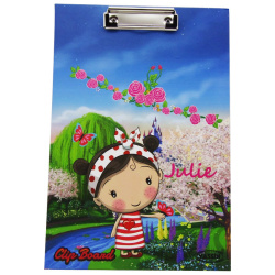 Julie Clip Board A4
