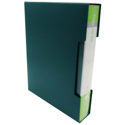 Vividus Clear Book A4 - 80 Sheets Portfolio