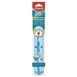 Twist And Flex Ruler 20Cm With Handle