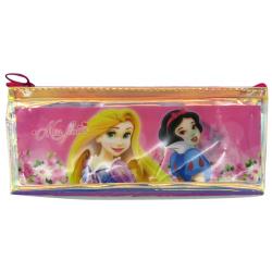 Transparent Princess Pencil Case