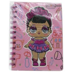 LOL Wired NoteBook B5 - Random Pick