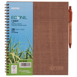 A5 Econil Seyes French Note Book - 100 Sheet