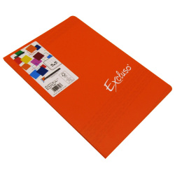 A4 Excluso French Seyes Note Book A4