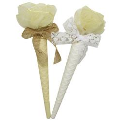 Ice Cream Rose Pen