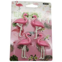 Flamingo Eraser Non PVC - Random Pick