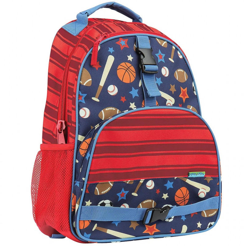 All Over Print 16 inch Backpack - Sports