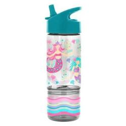 Sip and Snack 350ml Bottles - Mermaid