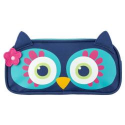 Kids Pencil Pouches - Owl