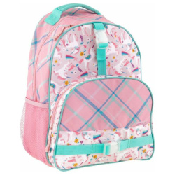 All Over Print 16 inch Backpack - Unicorn